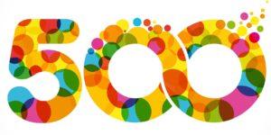 500 leden